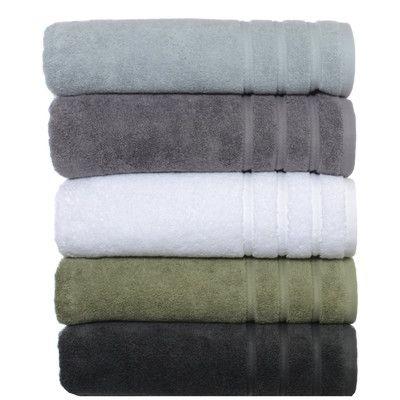 6 Piece 100 Cotton Towel Set Towel Set Towel Striped Towels