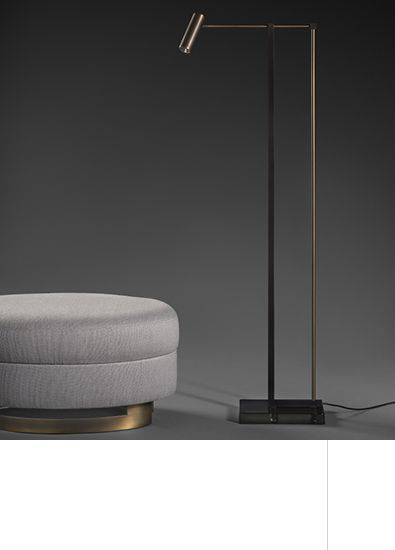 naas bruno moinard editions luminaire pinterest lights floor lamp and ottoman stool. Black Bedroom Furniture Sets. Home Design Ideas