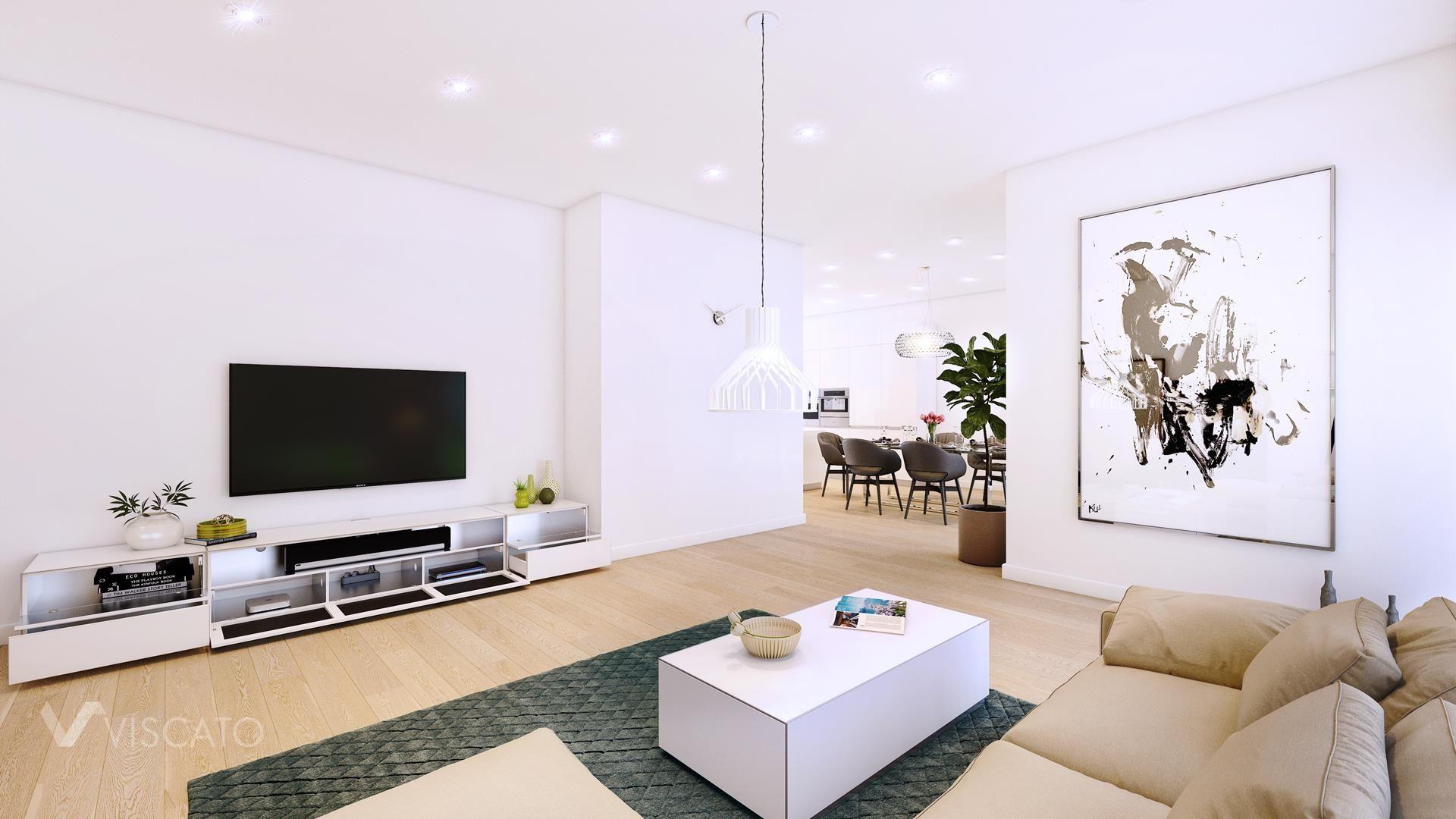 Furniture Tv Set 3d Visualization Furniture Room Design Home Decor #tv #set #for #living #room