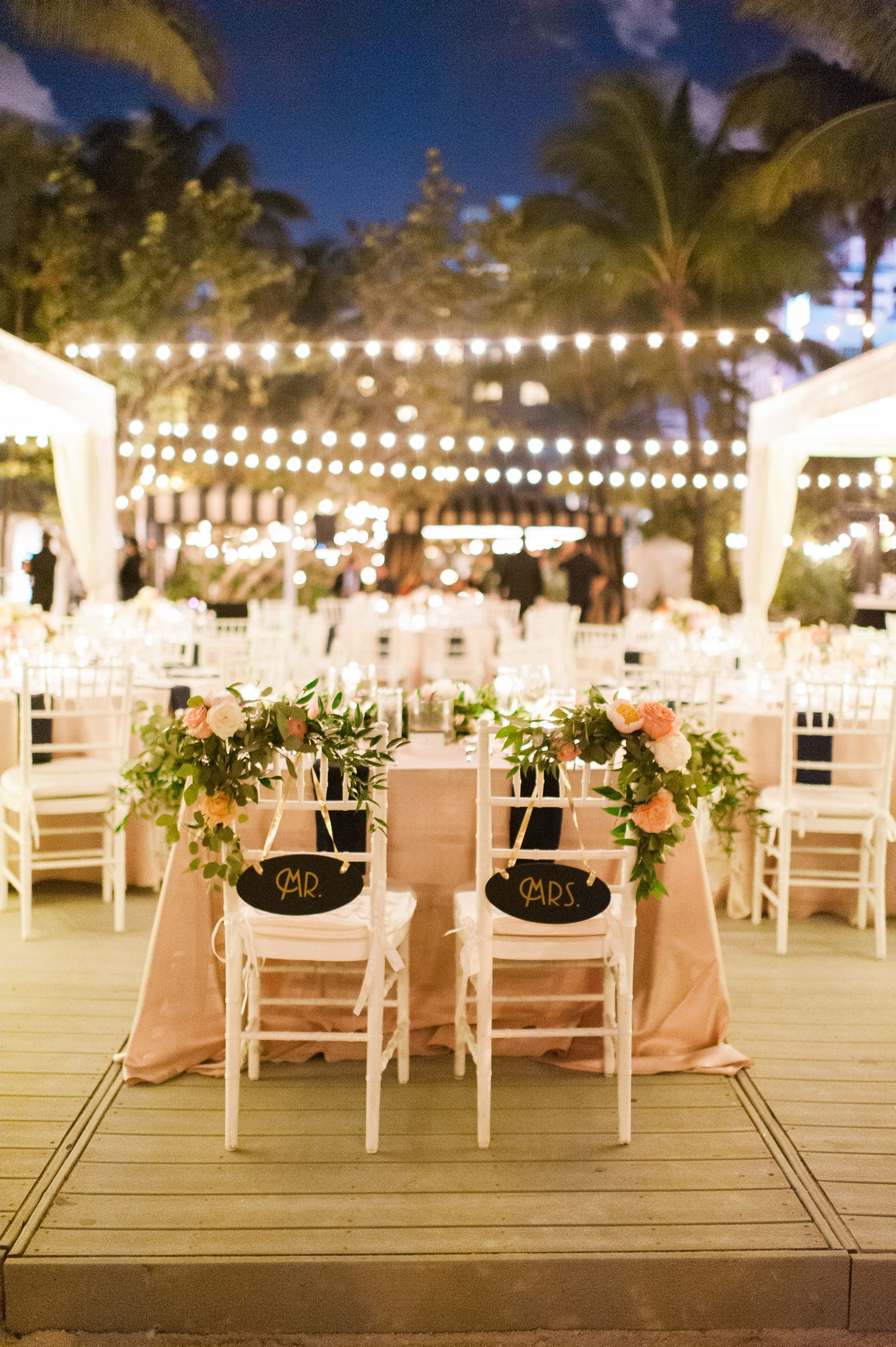 Chic Miami Wedding at The Raleigh Chic