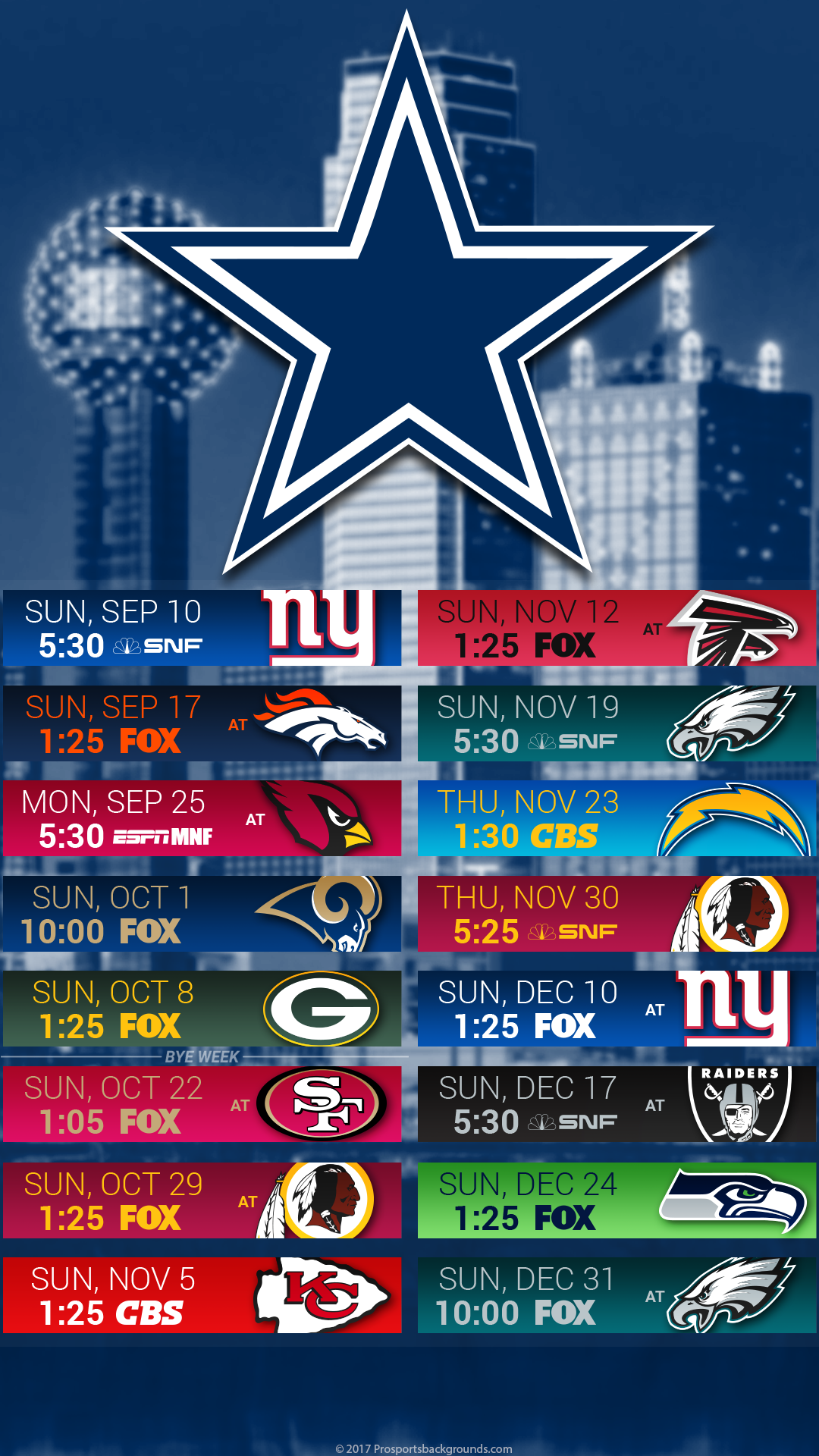 dallascowboysmobile2017schedulewallpapercitypacific