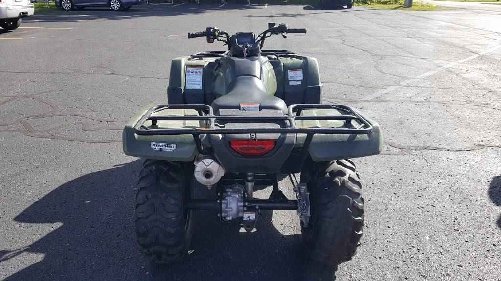 Used 2014 Honda FourTrax® Rancher® 4x4 ES ATVs For Sale in ...