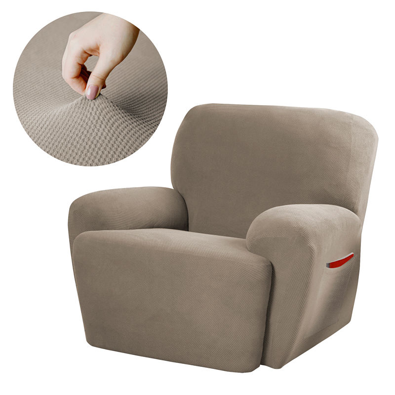 Maytex Smart Cover Pixel Stretch 3-pc. Recliner Slipcover ...