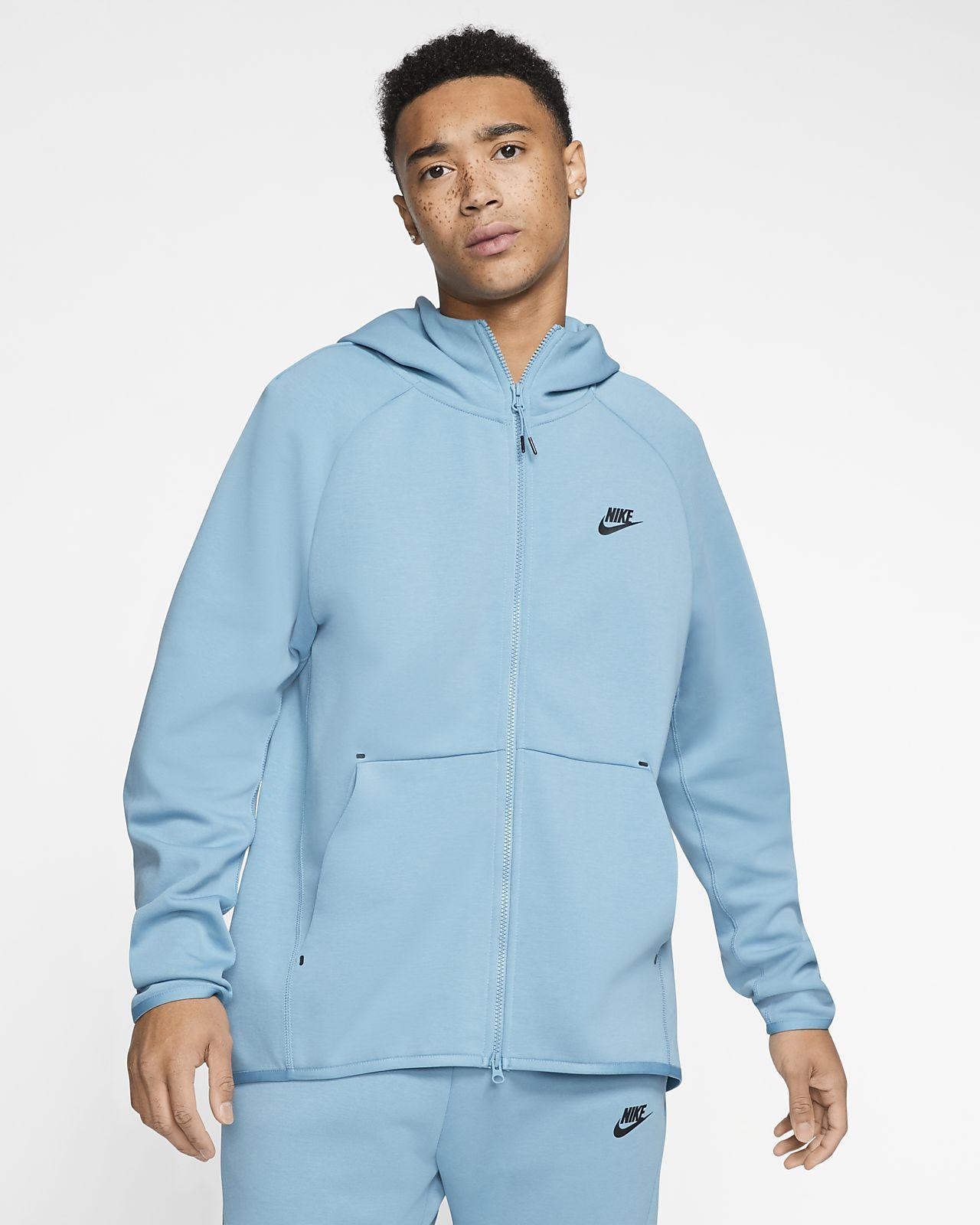 Nike Sportswear Tech Fleece Men S Full Zip Hoodie Nike Com In 2020 Nike Tech Fleece Full Zip Hoodie Nike Sportswear