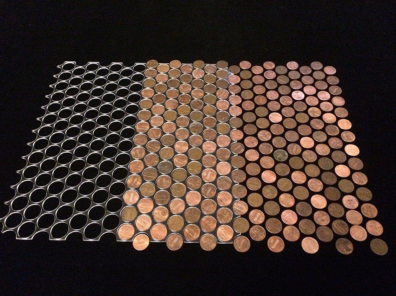 Floor Tile Template Jig Plexigl