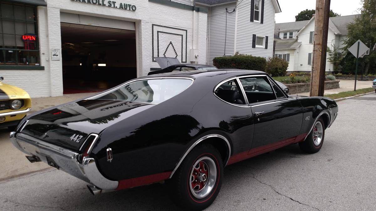 1969 oldsmobile 442 for sale 1871947 hemmings motor news