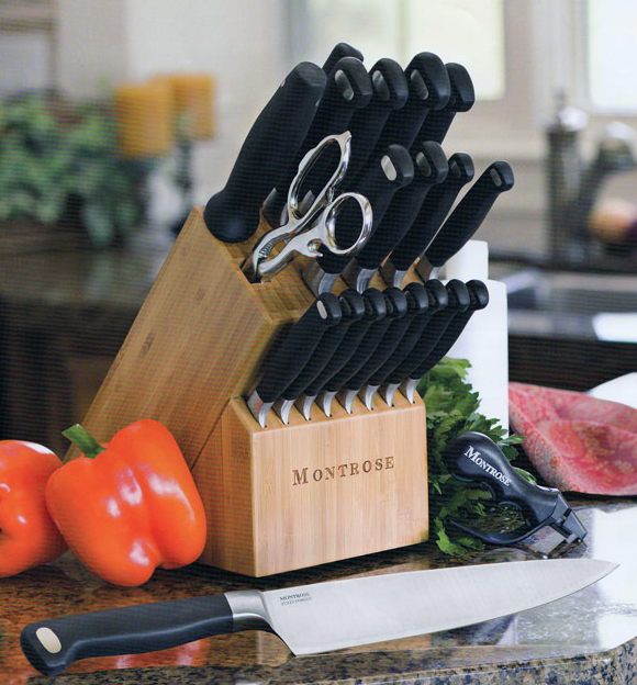 Montrose fully forged cutlery is definitely the perfect registry item for a wedding! Celebrity China is the leading distributor of these sharp utensils! Contact them today to set up your wedding registry! Photo credit: CelebrityChina.com