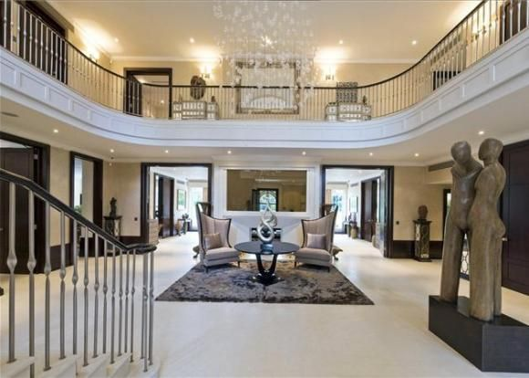 8 Bedroom House For Sale In The Bishops Avenue, Hampstead Garden Suburb,  London,