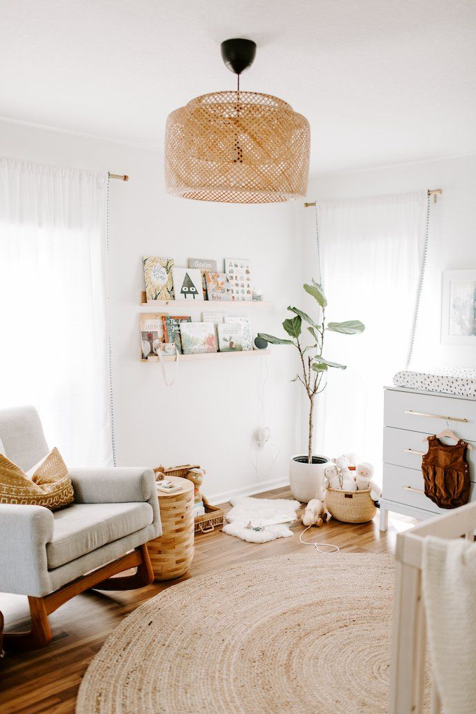 You Have To See This Beautiful + Serene Kansas City Home #minimalbedroom