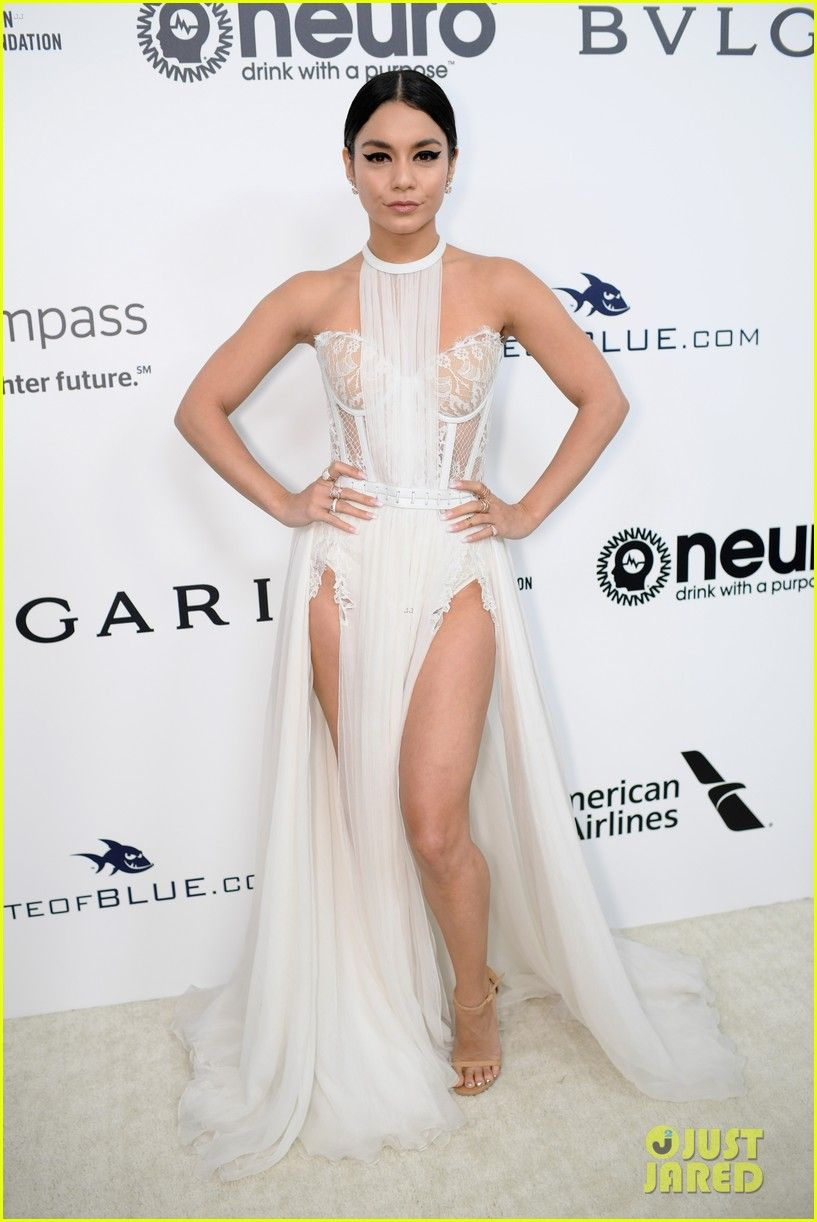 Ashley tisdale meets up with bff vanessa hudgens at ejaf oscars ashley tisdale meets up with bff vanessa hudgens at ejaf oscars viewing party photo ashley tisdale went bold in a dramatic dress for the 2017 elton john ombrellifo Choice Image