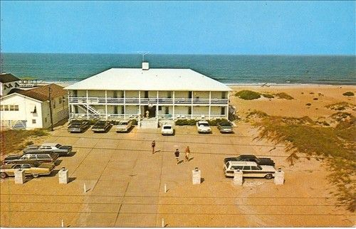The Blue Heron Lost Hotels Motels Of The 50 S 60 S Obx Connection Message Board Lost Hotel Hotel Hotel Motel