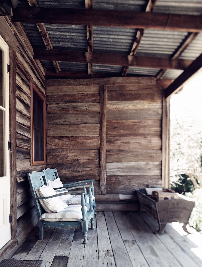 Front Porch Photo Michael Sinclair Cabin Porches