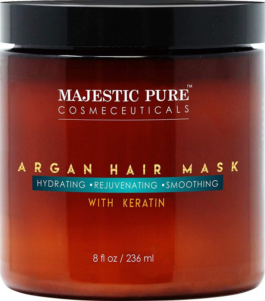 Save 70 On Majestic Pure Argan Hair Mask With Keratin Argan Hair Keratin Keratin Hair Treatment