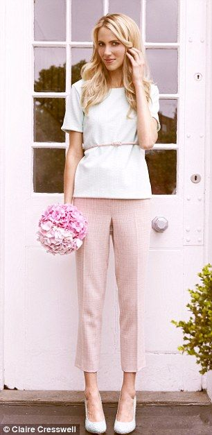 Peachy pastels: How to look pretty in sugar almond shades ...