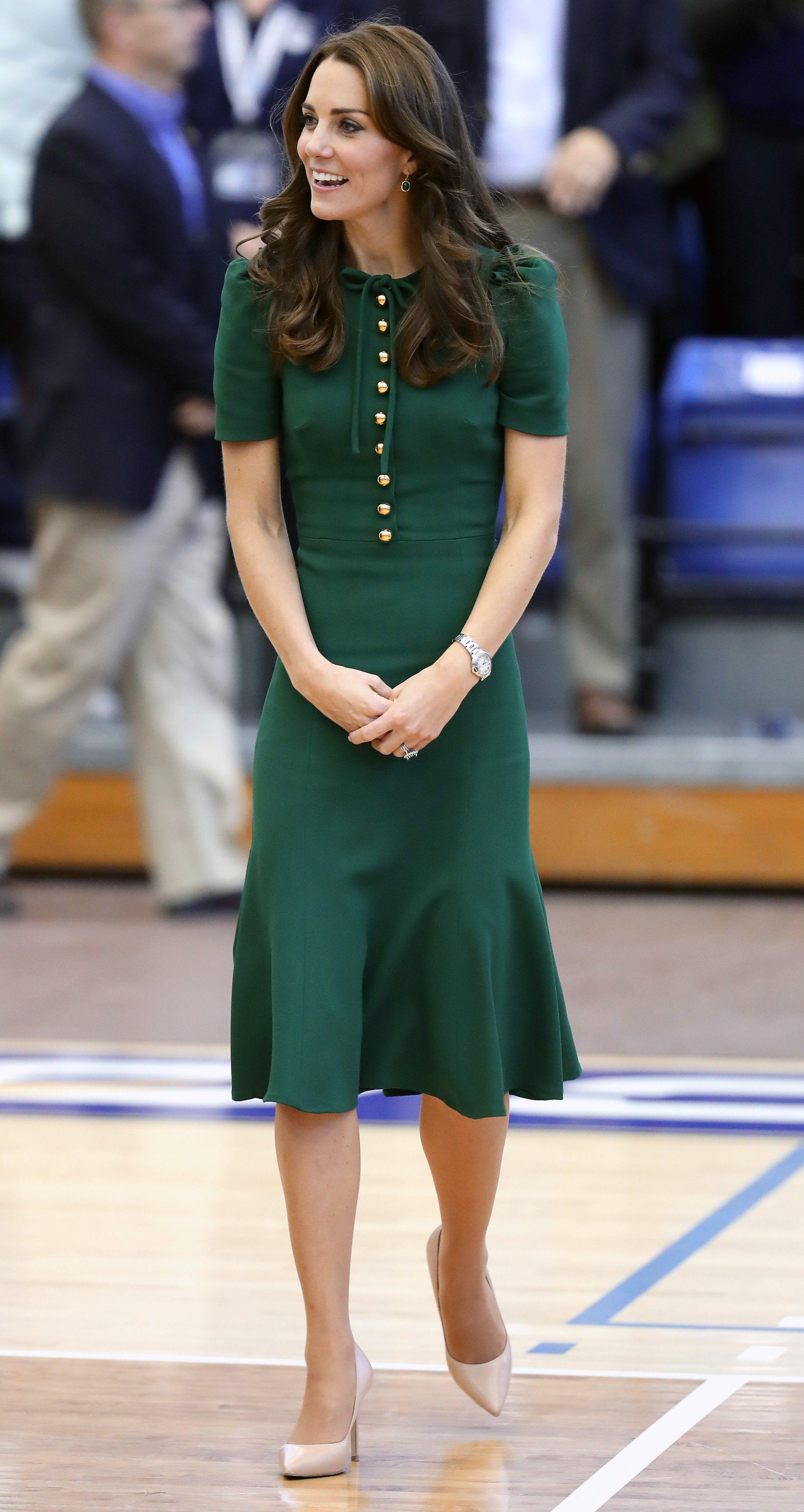 272f441ef The Middleton, o Dolce & Gabbana feito especialmente para Kate ...
