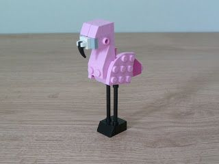 Totobricks: LEGO 40068 FLAMINGO Instructions Monthly Mini Mode...