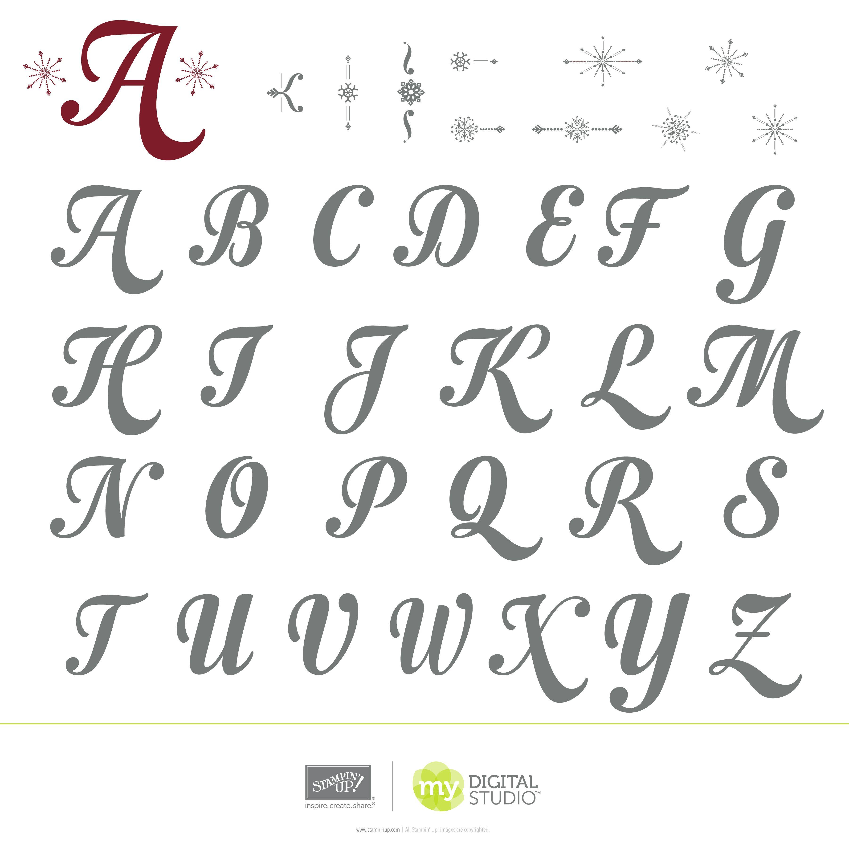 Circle monogram font free download monogra cricut