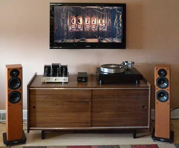 Brokenpress design audiophile furniture sound funitures for Turntable furniture