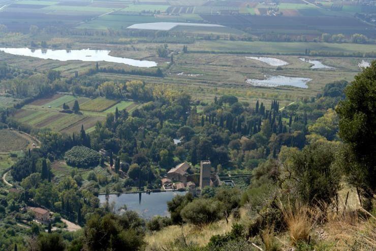 Заброшенный кусочек рая- Нинфа и Сермонета, Италия, Лацио - По Европе без авто: