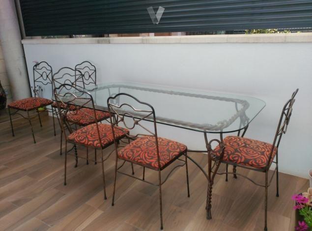 Mesa y Sillas de Comedor en València - vibbo - 103224169 ...