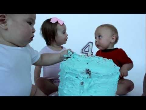 BabySteals Birthday Cake Smash