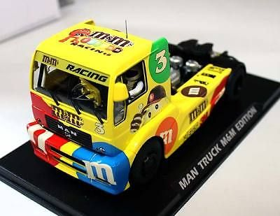 Fly-MAN-TR-1400-M-M-Limited-Edition-Racing-Truck-Slot-Car-1-32-203303-TR1400
