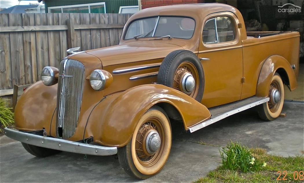 1936 Holdens body Chev Master Deluxe Coupe Ute . | Chevs in ...