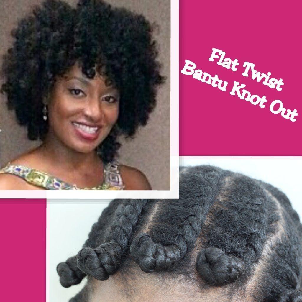 Flat twist bantu knot out hair tutorial obia natural hair care flat twist bantu knot out hair tutorial obia natural hair care baditri Images