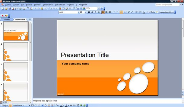 microsoft office ppt templates