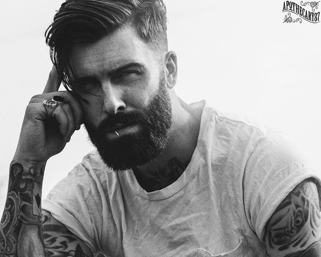 Fetish Barber Beardo Pinterest Hair And Beard Styles Haircuts