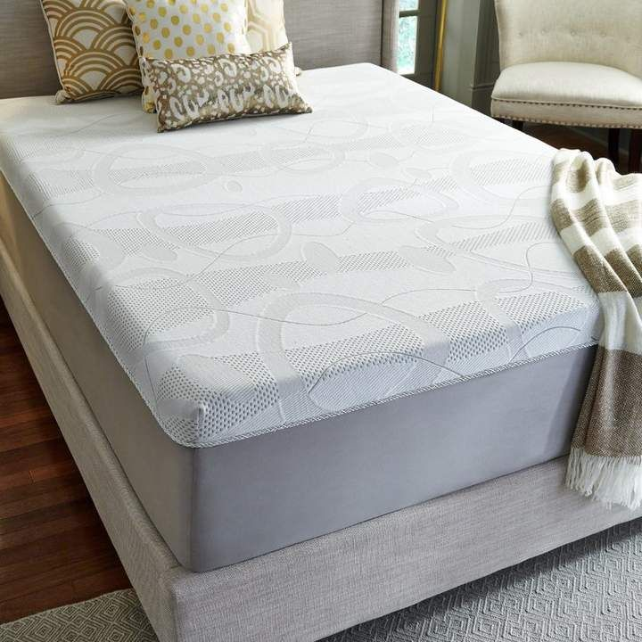 Alwyn Home Otero 14 Plush Memory Foam Mattress Mattress Foam