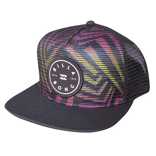 8aaf87825dfc9 Boné Billabong Rotor Trucker Black