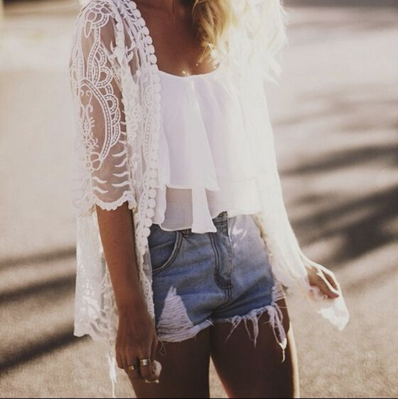 cardigan | love want need | Pinterest | Summer, Clothes and Summer ...