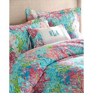 Lilly Pulitzer Sister Fls Duvet Cover Collection