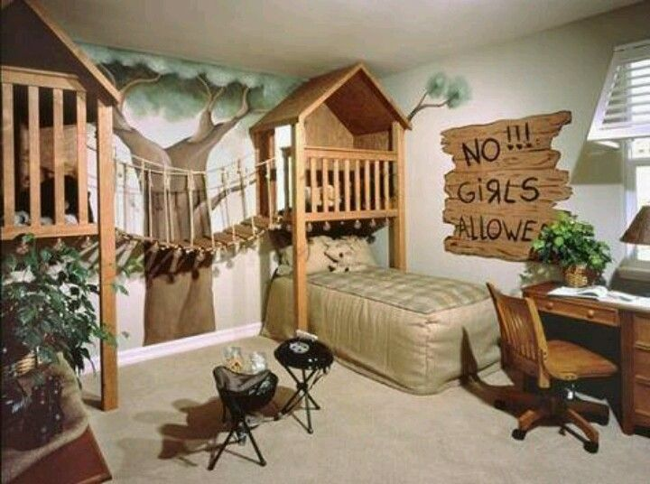 Decorating Boys Bedroom Ideas With Images Boy Bedroom Design