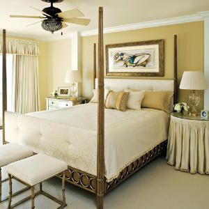 Sustainable Space   Master Bedroom Decorating Ideas - Southern Living
