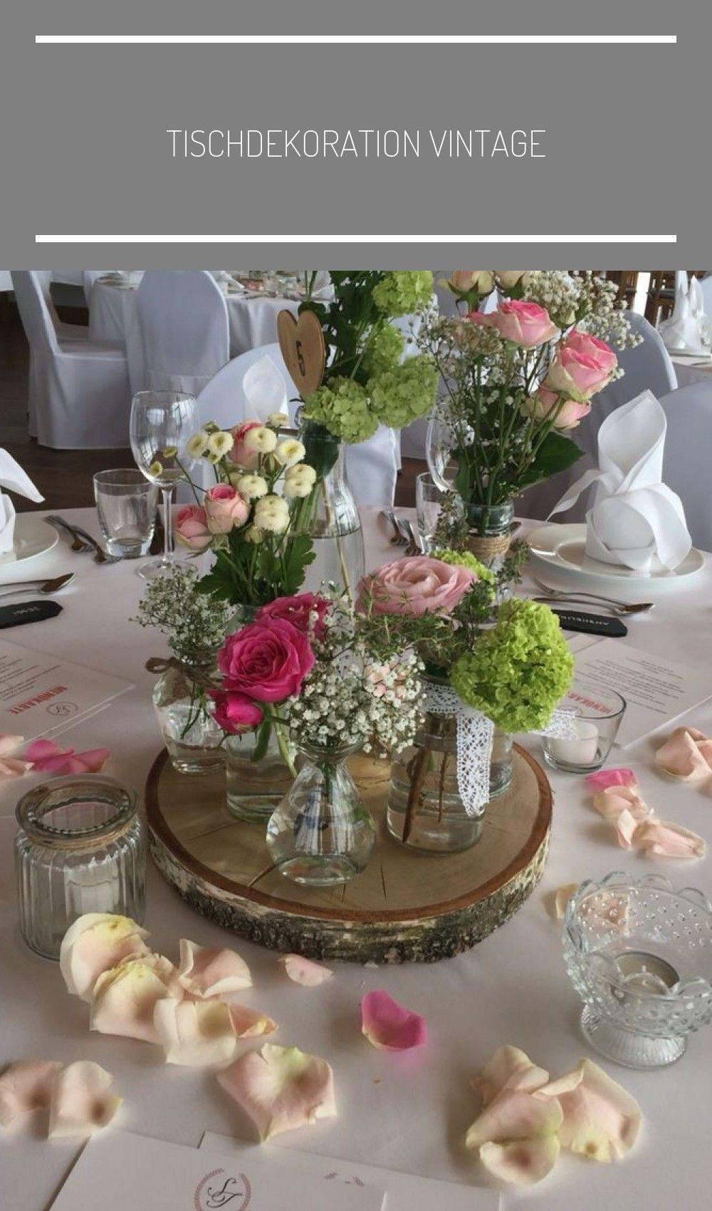 Deko Holzscheiben Tisch Tischdekoration Vintage Tischdekoration Vintage Holzscheiben Dek Dekoration Hochzeit Tischdekoration Hochzeit Blumendeko Hochzeit