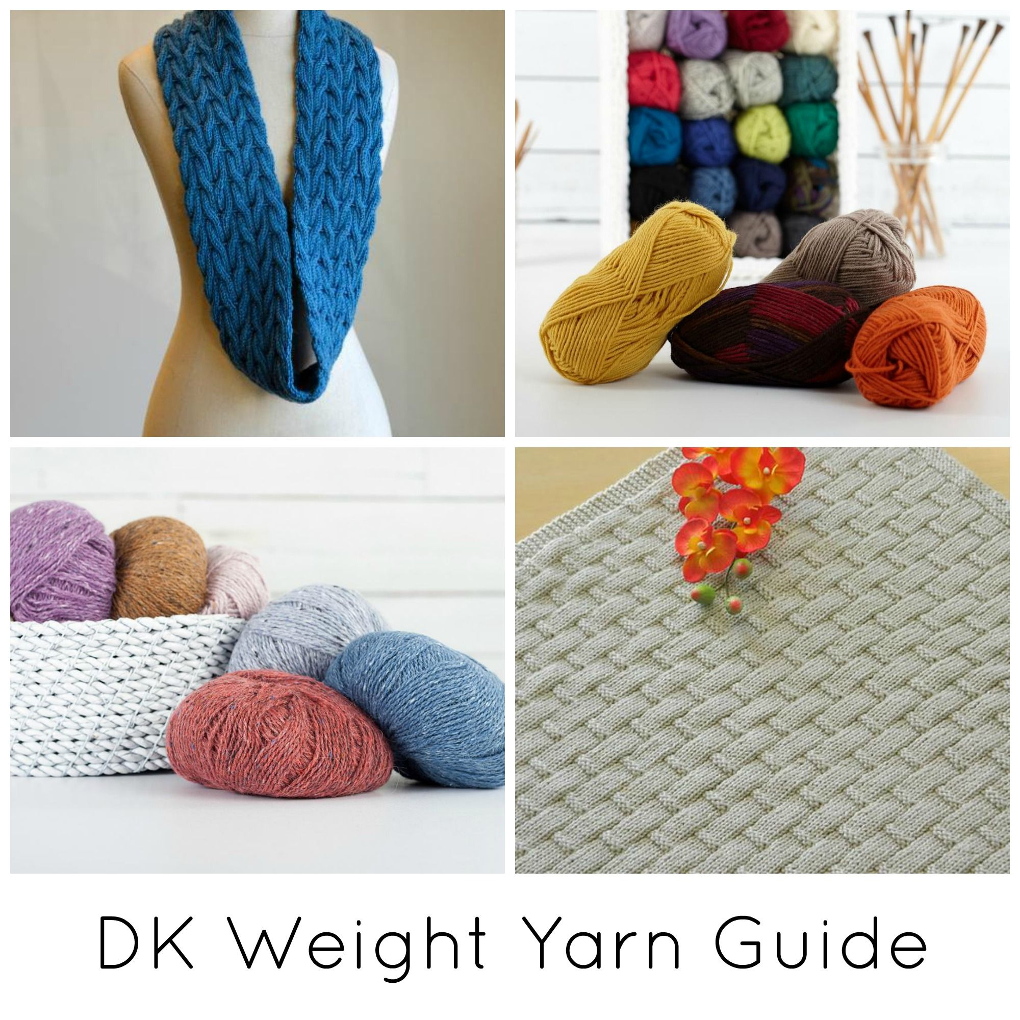 What Is DK Weight Yarn, Exactly?