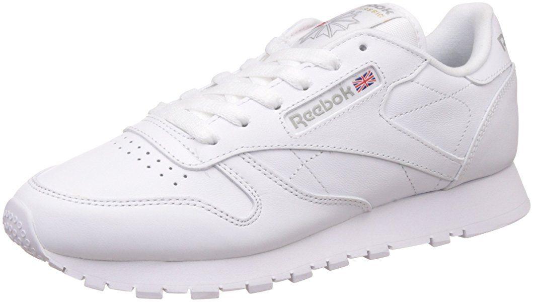 Reebok Classic Damen Sneakers, Weiß (Int-White), 40: Amazon.