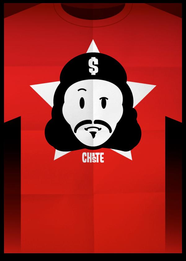 CHistE - Poster by Oscar Correa, via Behance