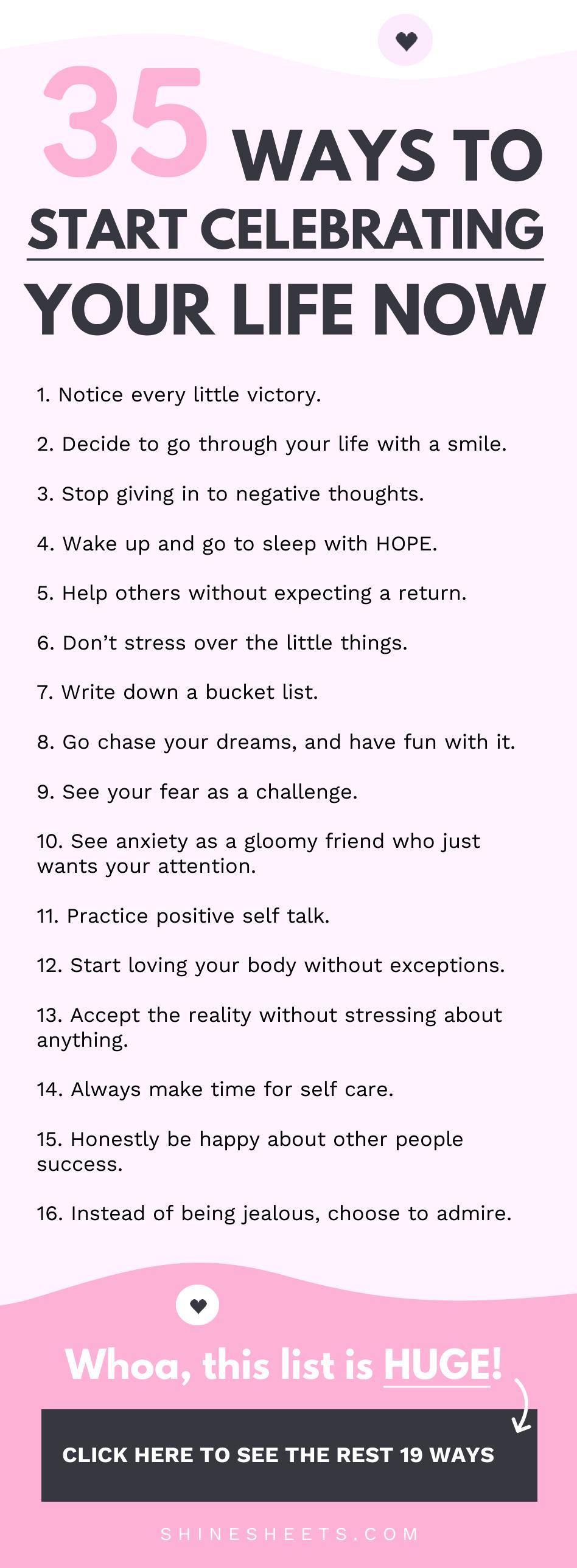 Make again to ways yourself happy 10 Ways