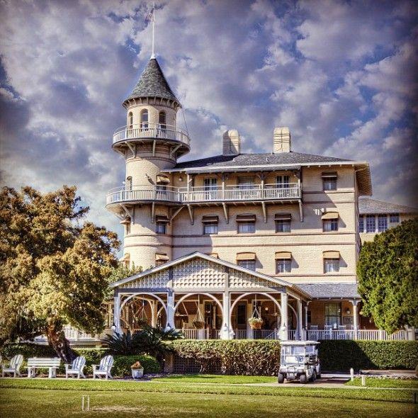Jekyll Island Hotels >> Haunted Jekyll Island Club Hotel Historic Hotels Haunted
