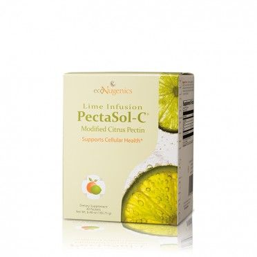 Lime Flavored PectaSol-C - just add ice for lime perfection! #econugenics