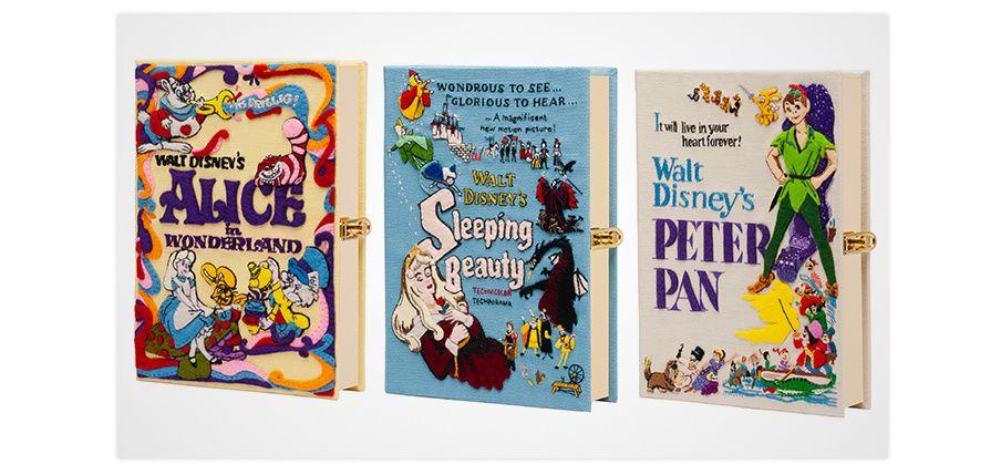 Les pochettes Olympia Le-Tan x Disney http://www.vogue.fr/mode/le-sac-du-week-end/diaporama/les-pochettes-olympia-le-tan-x-disney/21159
