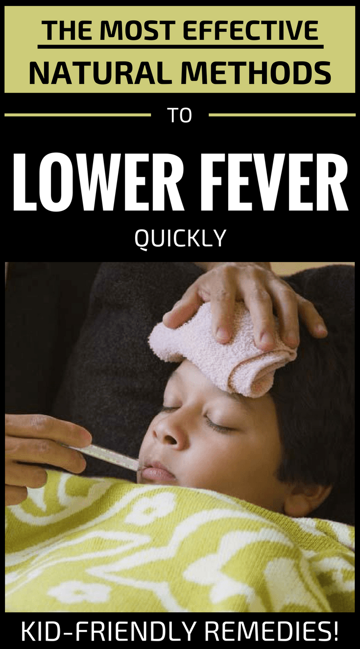 What is the most effective fever for children 70