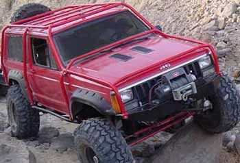 Lets See Your Xjs With Exo Cages Jeepforum Com Jeep Xj Jeep