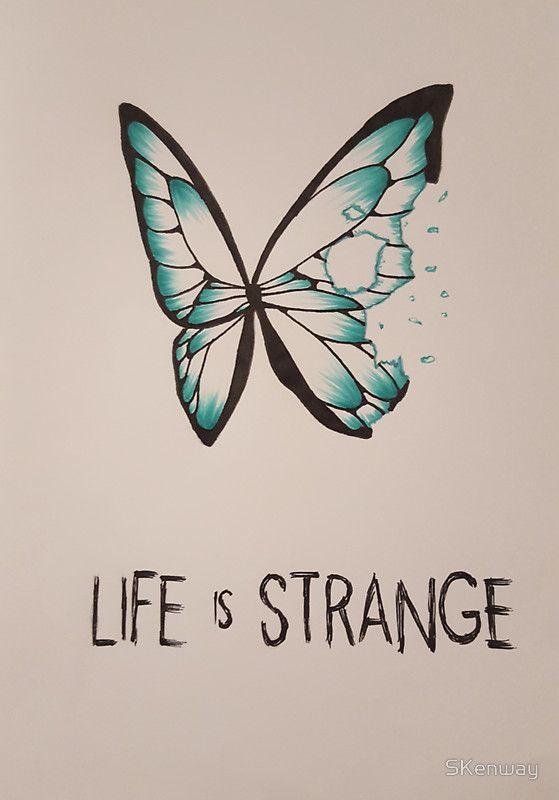 Life Is Strange Butterfly Google Trsene Life Is Strange Life Is Strange 3 Strange