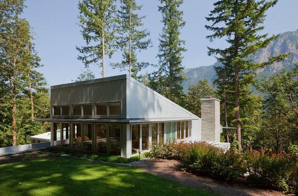 Best Modern Shed Single Sl*P* Roof Backyard Buildings 400 x 300