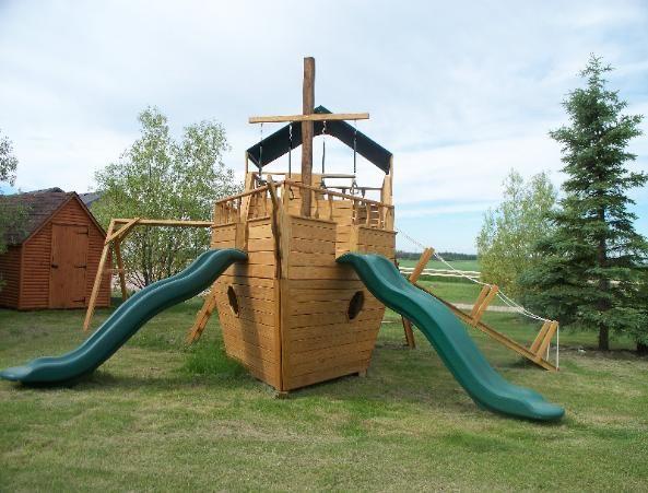 Pin By Brenda Smith Jones On Play Structures Kids Yard Backyard For Kids Backyard Inspiration