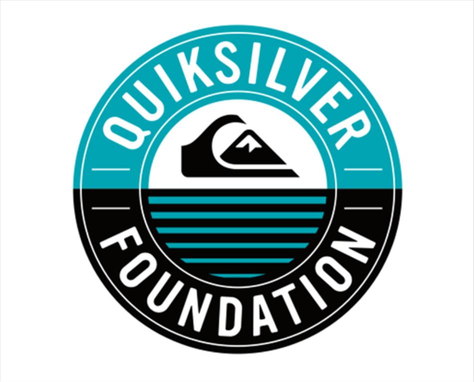 Quiksilver Foundation Logo Logotipo De Surfe Desenho De Marca Arte Sobre Surfe